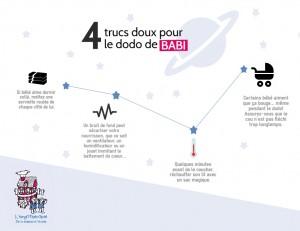 4 trucs pour le dodo de BABI